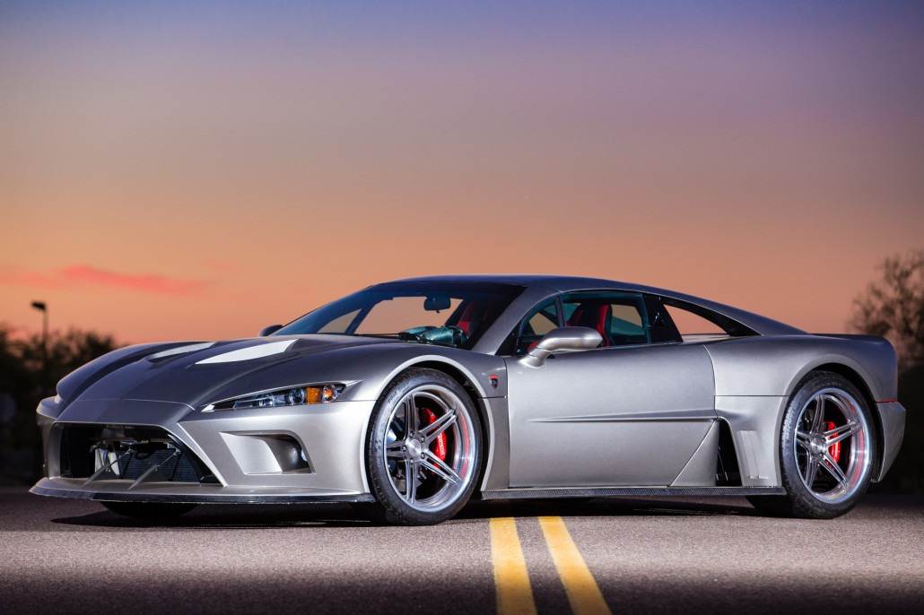 Brembo Brakes Price >> Falcon Motor Sports | The American Super Car | Falcon F7 | Michigan