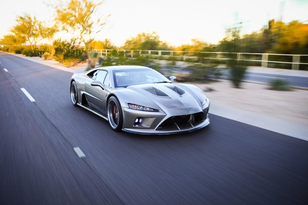 Michelin Pilot Sport >> Falcon Motor Sports | The American Super Car | Falcon F7 ...