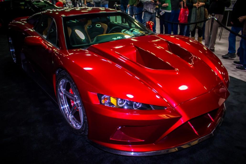 Falcon Motor Sports | The American Super Car | Falcon F7 ...