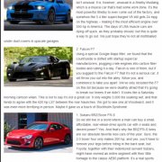 Our Favorite New Cars of 2012 Streetside Auto
