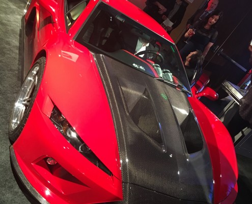 Falcon F7 2016 Gallery Event MGM Grand Detroit